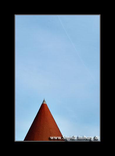 Fotografie Schaiblingsturm am Inn Passau