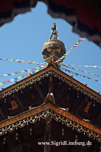 Foto Nepal Himalaya Pavillon