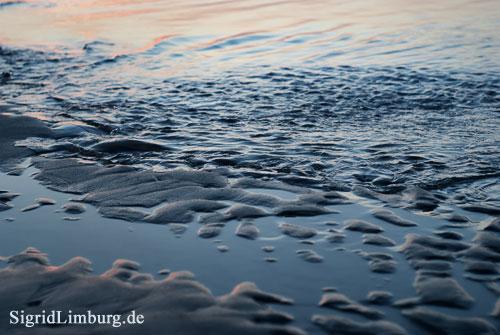 Foto Fotografie blauer Strand